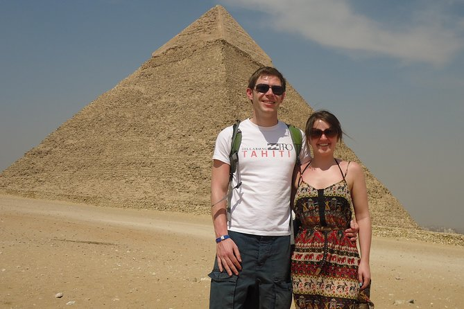 Private Tour: Cairo Full Day Tour from Cairo Airport