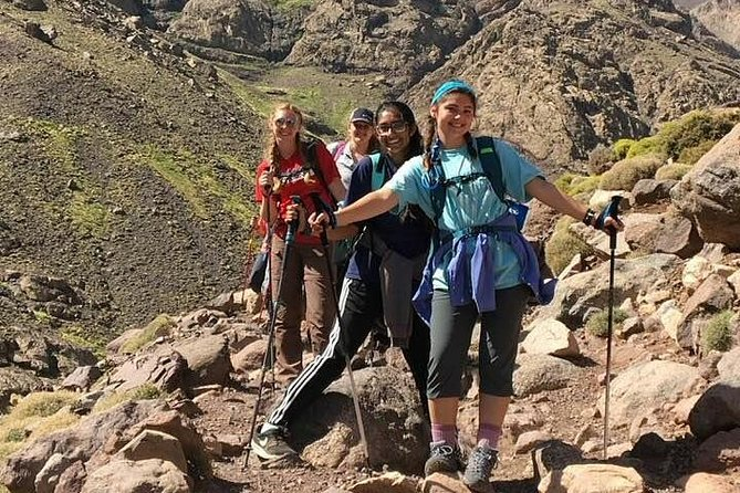 Toubkal Climb from Marrakech in 2Day