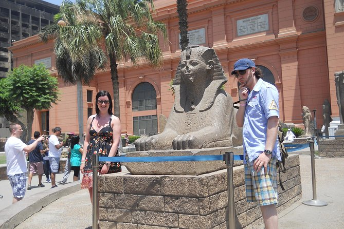 Egyptian Museum, Cairo Trip .