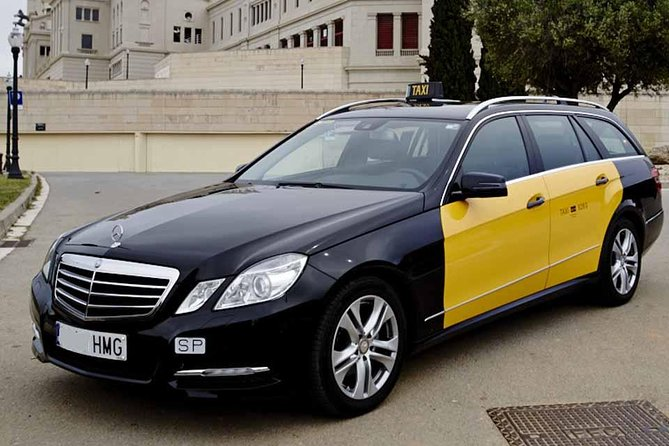 Private Arrival Transfer from El Prat Airport Barcelona city