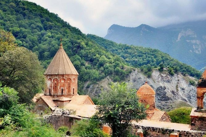 Tour for 3 Days-2 Nights Nagorno Karabagh
