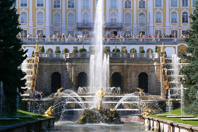 The Best Guided Tour in Peterhof photo 1