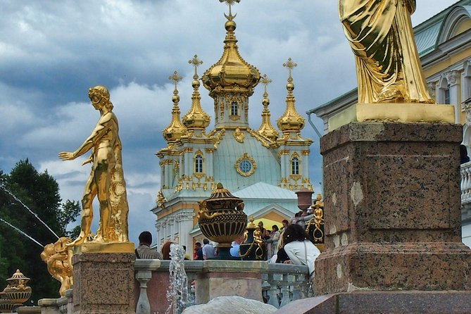 The Best Guided Tour in Peterhof photo 3