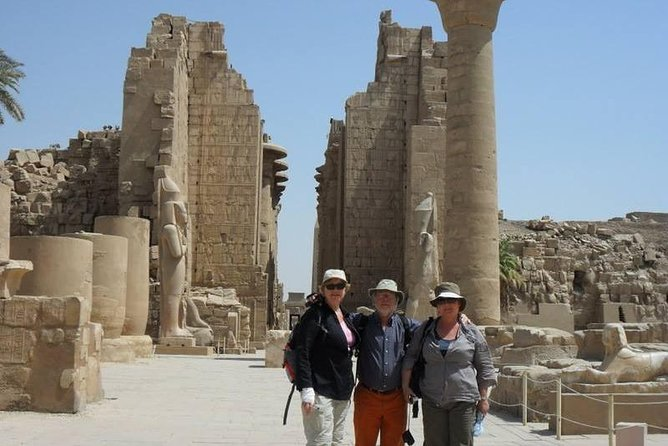 Karnak and Luxor Temples Tour.