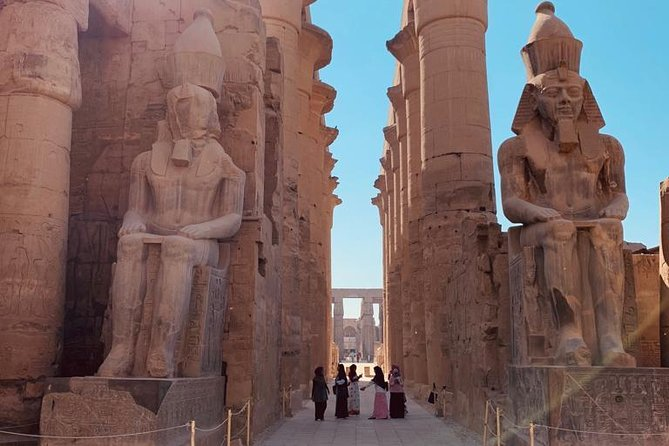 Half Day Private Luxor Tour East Bank