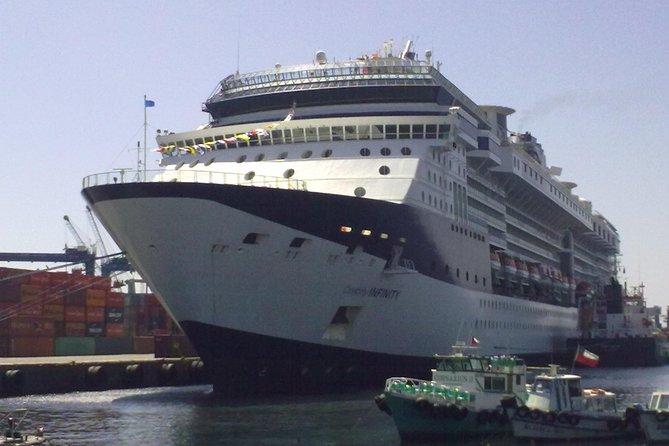 Transfer Santiago to Puerto de San Antonio (Cruise Season)