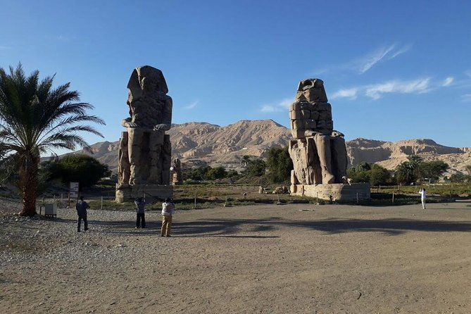 Luxor Day Tour from Safaga Port