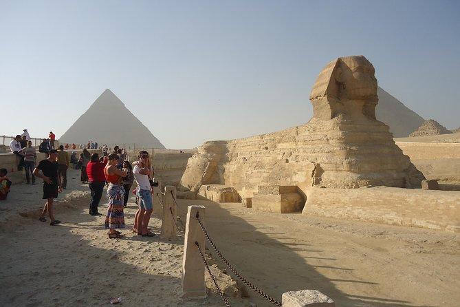 Shore Excursion : Cairo 2 Days Tour From Port Said Port
