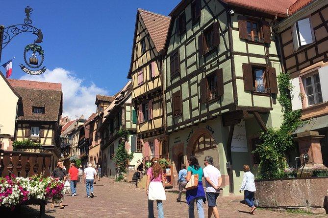 Colmar, Haut-Koenigsbourg, Riquewihr and Kaysersberg Tour from Strasbourg