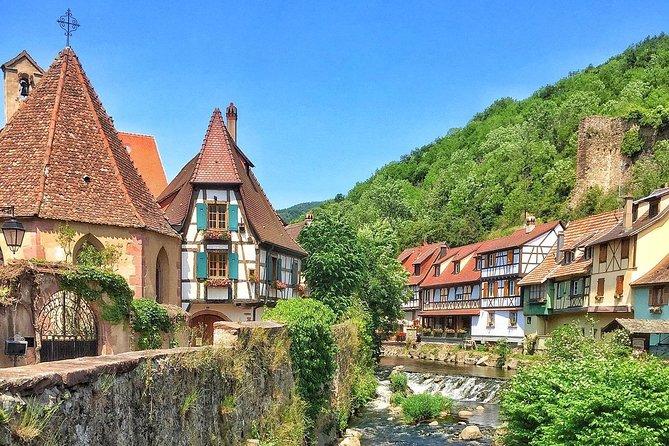 Day trip: Colmar, Haut-Koenigsbourg, Riquewihr and Kaysersberg