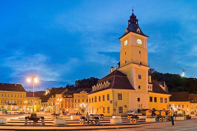 The Complete Walking Tour of Brasov
