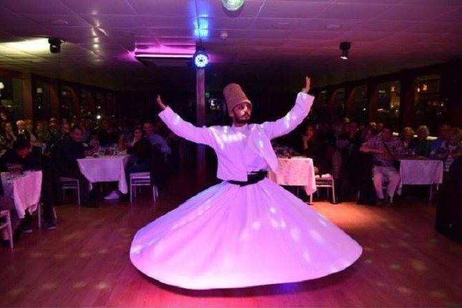 Bosphorus Dinner & Show Cruise (All Inclusive)