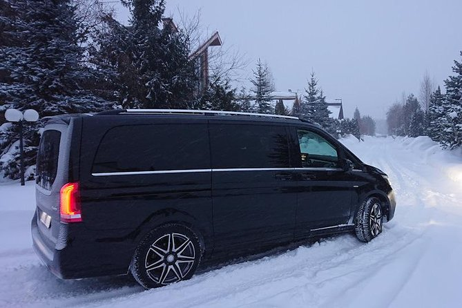VIP Transfer Rovaniemi and Airport