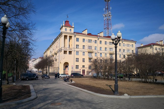 Private Minsk walking tour (walking, 3 hrs)