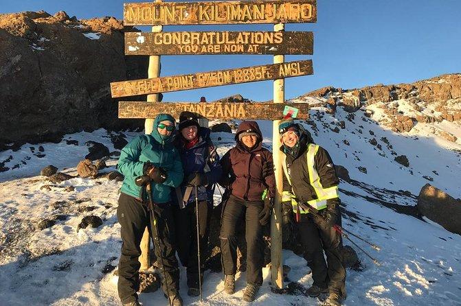 Mt. Kilimanjaro Hike Trip
