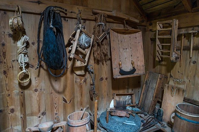 Saksun museum, Dúvugarðar farmhouse