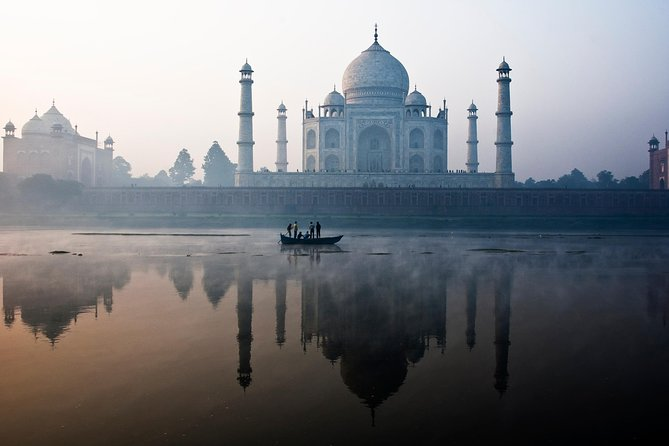 2 Days Overnight Taj Mahal Tour From Delhi
