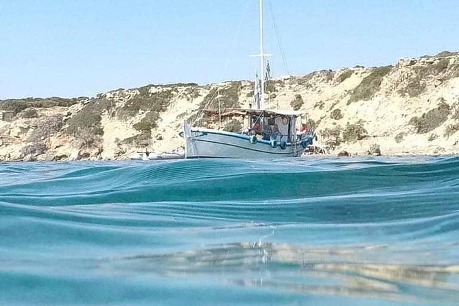 Private Full Day Tour from South Rhodes on a traditional boat