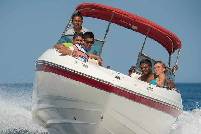 Two Hours Speed Boat & Snorkeling (Private) - Hurghada