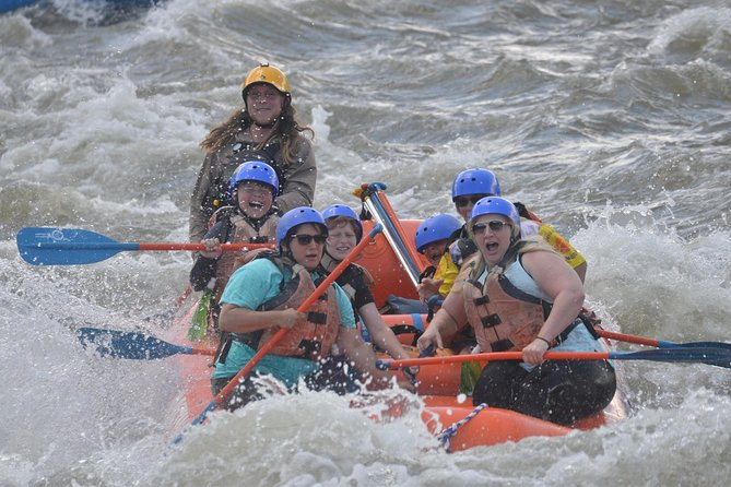 Bighorn Sheep Canyon Half-Day Rafting