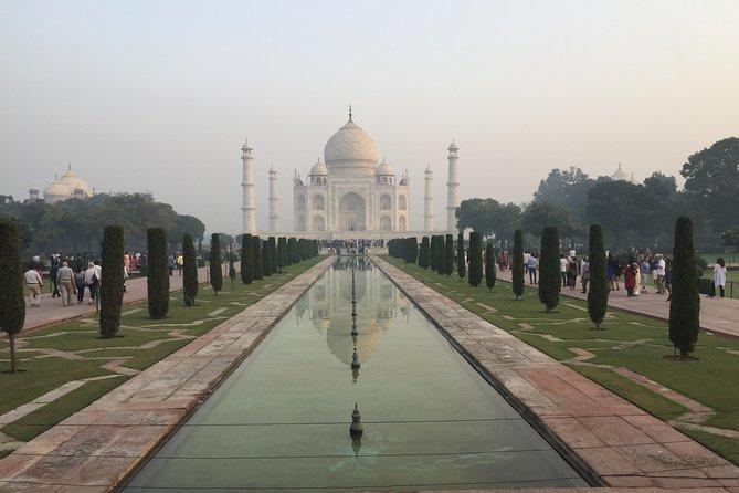 Sunrise Taj Mahal Tour Inclusive All