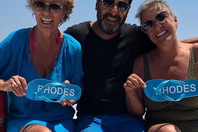 Private Fishing trip in South Rhodes