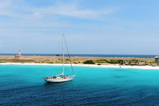 Klein Curacao,escape the crowds onboard Casador every saturday