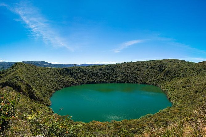 Tour to Guatavita Lake and Salt Mines in Nemocon (Private Tour)