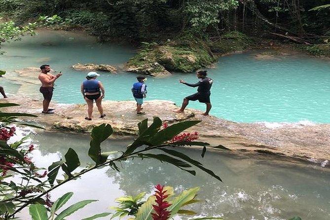Private Blue Hole & Secret Falls Tour