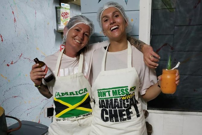 Jamaican Cooking Lesson- Cook & Dine