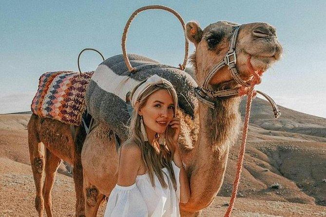 Desert Agafay and Atlas Mountains Day Trip From Marrakech & Camel Ride