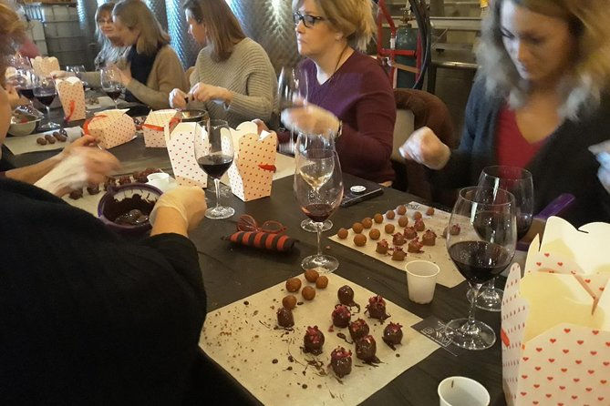 Adult Chocolate Truffle Making Party photo 3
