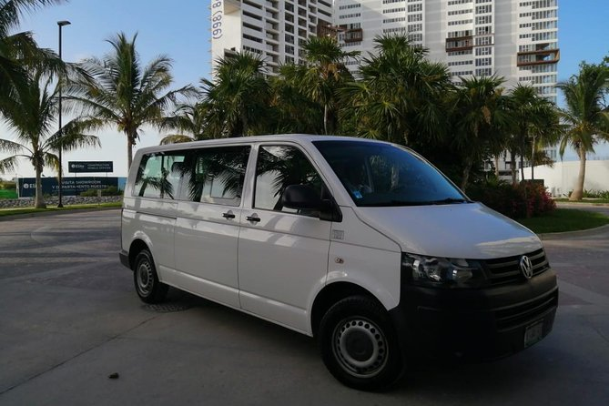 Private AC Airport Transfer to Playa del Carmen