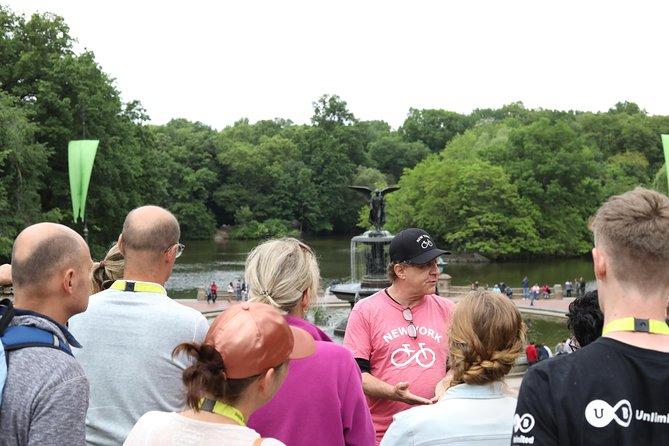 Central Park Highlights Walking Tour