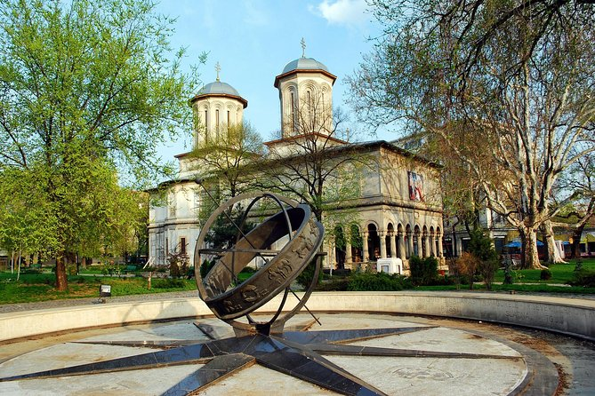 Bucharest: Afternoon / Evening Sightseeing Tour by Car