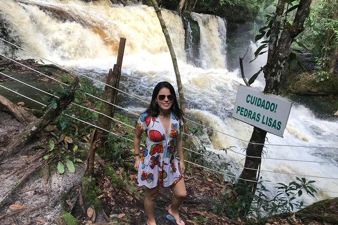 Discover the waterfalls of Presidente Figueiredo