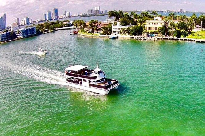 Wonders of Miami City Tour+Everglades air boat+Rich & Famous Biscayne bay boat
