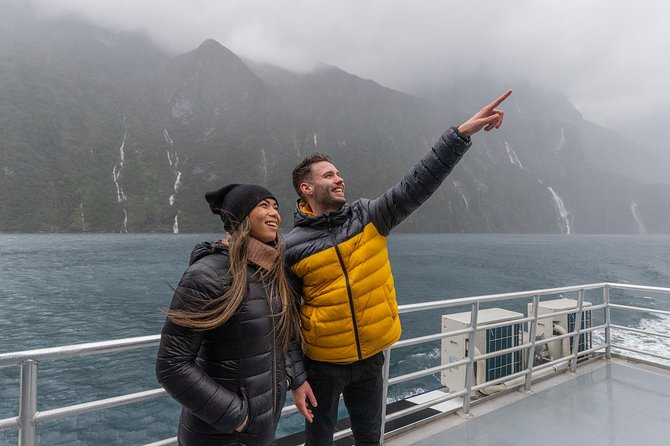 Milford Sound BBQ Experience Full Day from Te Anau