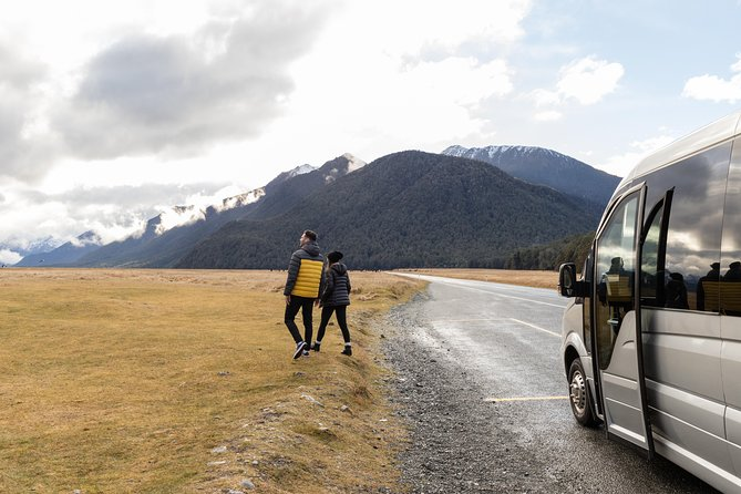 Milford Sound Experience Full Day from Te Anau