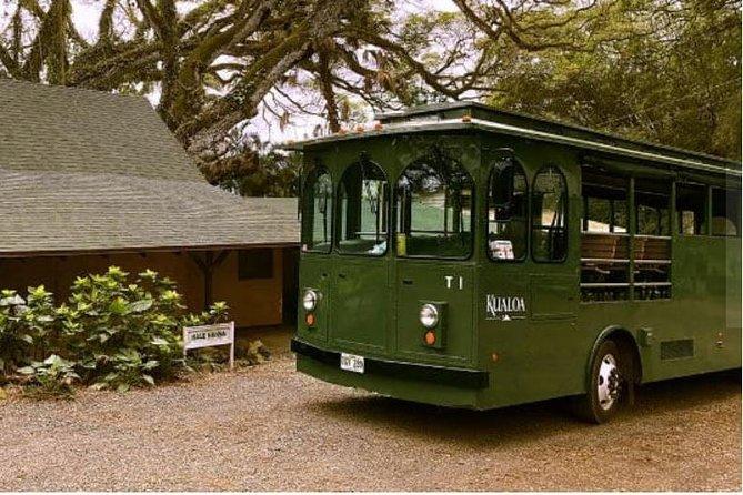 Kualoa Ranch - Taste of Kualoa Farm Trolley Tour