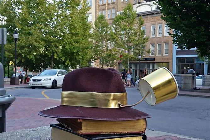 Asheville Literary Tour