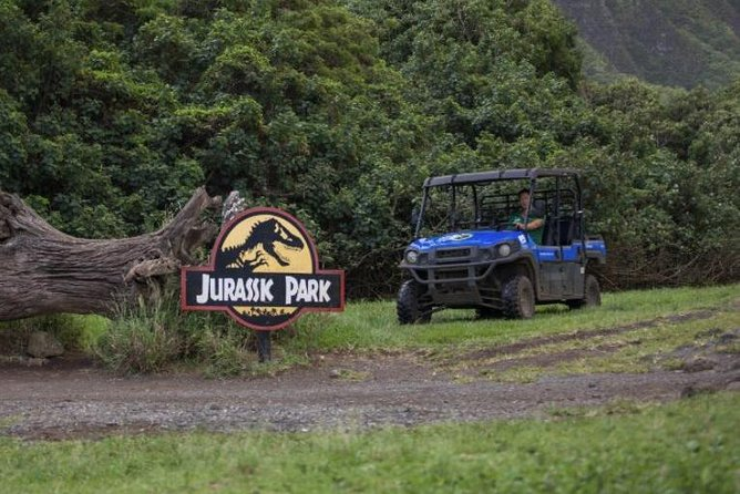 Kualoa Ranch - ATV Raptor Tour