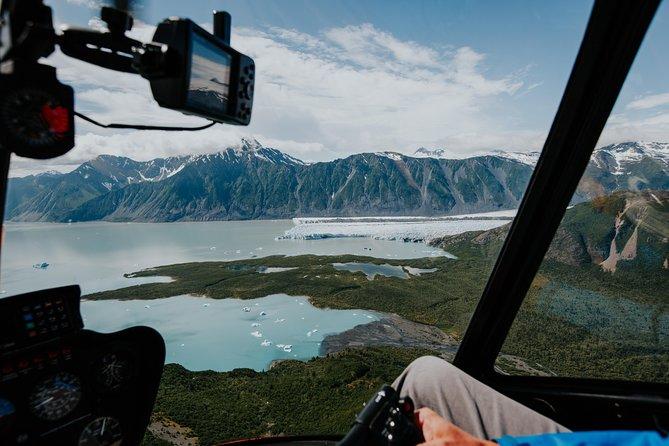 45-Minute Scenic Flight to Aialik Glacier and Bear Glacier from Seward