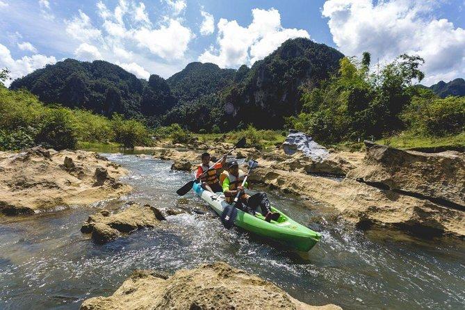 Remote Villages kayak Adventure (1 Day)