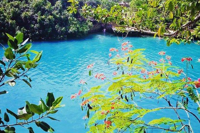 Amazing Blue Lagoon & Rarru Cascades Waterfall Tour - Package Three