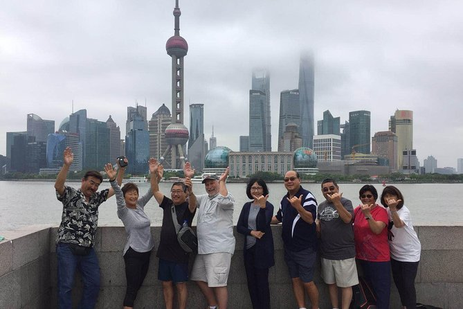 Classic Shanghai City Tour-Small Group