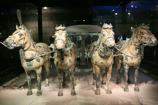 1 Day Terracotta Warriors, City Wall, Great Mosque Private Tour