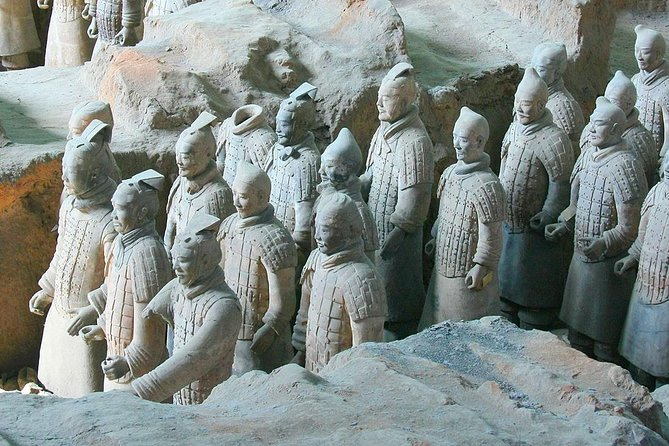 1 Day Terracotta Army & Hanyangling Mausoleum Private Tour