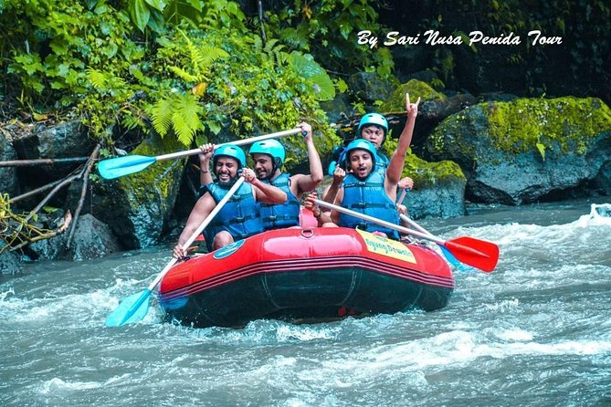 Bali Rafting And Atv Ride Packages Combination