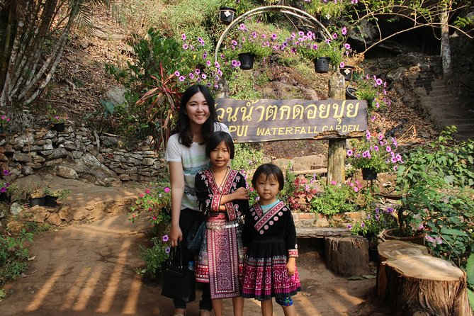 Private LandMark tour! Doi suthep+Hmong hilltribe + Umbrella village&Hot spring photo 14